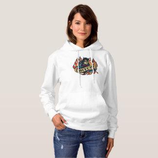 Ilsken kvinnaHoodie T Shirts