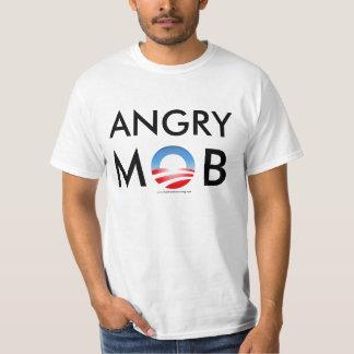 Ilsken mobsterObama skjorta T-shirt