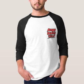 Ilsken skjorta 2 för kanincelltelefon tee