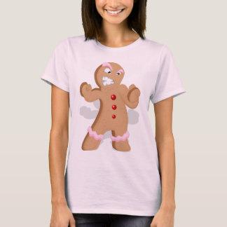 Ilsken skjorta för pepparkaka T Tshirts