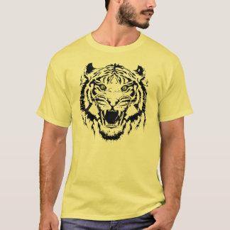 ilsken tigert-skjorta t-shirt