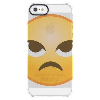 Ilskna Emoji Clear iPhone SE/5/5s Skal
