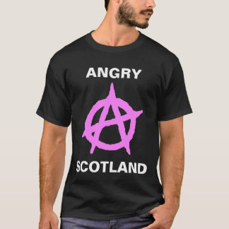 Ilskna Skottland Tee Shirts