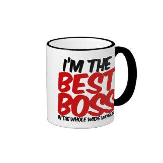 im den bäst chefen i den hela breda världen ringer mugg