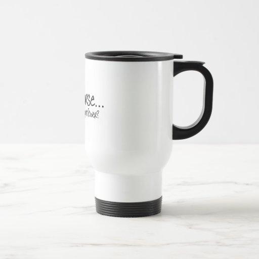 Im driver en sjuksköterska vad är din toppen kaffe kopp