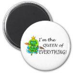 Im drottningen av allt magneter