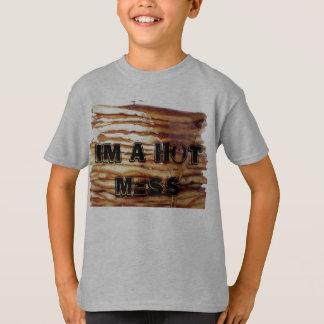 im en oreda pannkakat-skjorta för hett tröjor