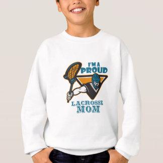 Im en underbar gåva för stolt Lacrossemamma Tee Shirt