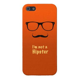 im inte en hipster iPhone 5 fodraler