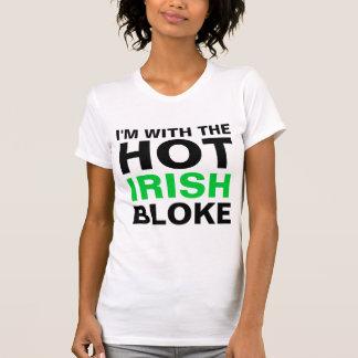 Im med den varma irländska killen t-shirts