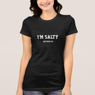 Im salt kvinnor tee shirts
