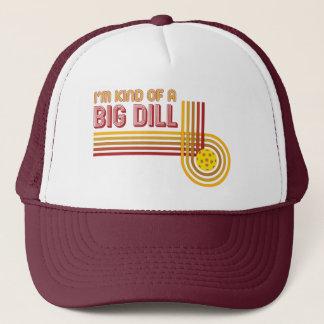 """""""I'm sort Pickleball av för en stor Dill"""" hatt Keps"""