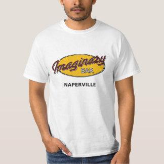 Imaginär pub av Naperville T-shirts