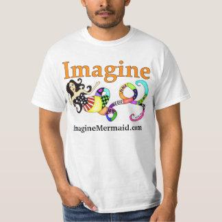 ImagineMermaid.com T-tröja T-shirt