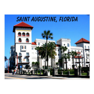 IMG_0463 St Augustine, Florida Vykort