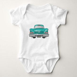Impalaen 1958 passerar avund t-shirts