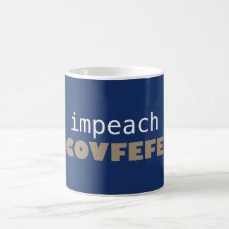 Impeach covfefe kaffemugg