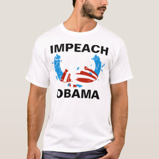 Impeach den Obama T-tröja Tröja