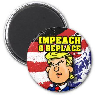 Impeach och byt ut magnet