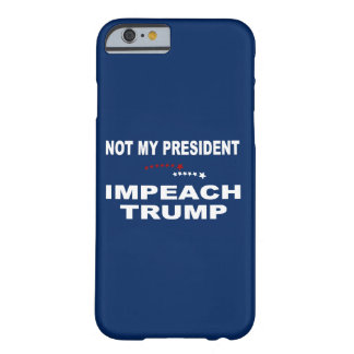 Impeach trumf barely there iPhone 6 skal