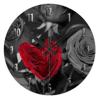 Imperfectly tar tid på perfekten med numrerar stor klocka