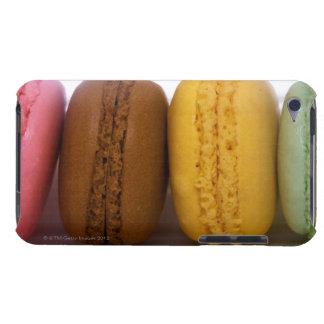 Importerade gourmet- franska macarons (macaroons) iPod Case-Mate skal