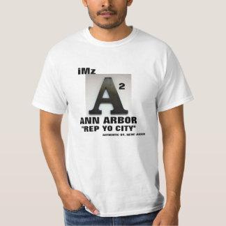 """iMz""""ANN ARBOR"""" annons Tee"""