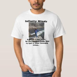 """iMz """"Ann Arbor """", Tee Shirts"""