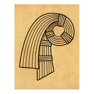 Inannas fnurra vykort