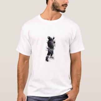 Inbillad mandesign (1st) t shirt