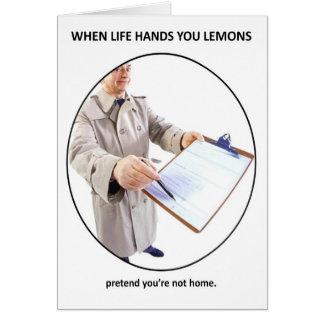 inbillad-youre-inte-hem hälsningskort