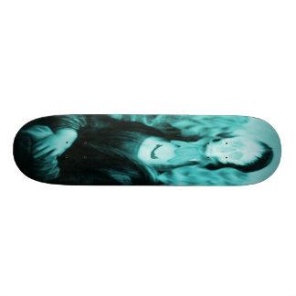 Inbillade Mona Skateboard Bräda 20 Cm