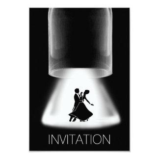 Inbjudan för dans för Walzer festivalklassiker