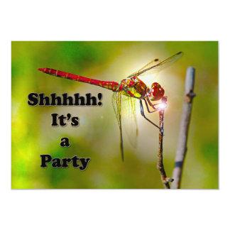 Inbjudan för Dragonlyte överrrakningparty