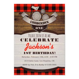 Inbjudan för födelsedag för pojke för