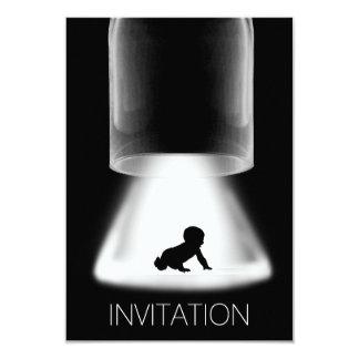 Inbjudan för Vip för baby showernyfödd bebis