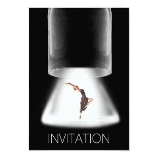 Inbjudan för Vip för balett för