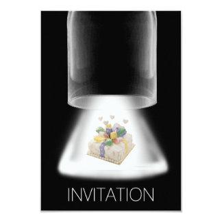 Inbjudan för Vip för födelsedagsfesttårta modern