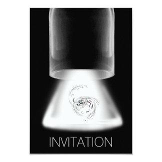 Inbjudan för Vip för Minimalismfestivalkonsert