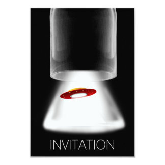 Inbjudan för Vip för utomjordingar för