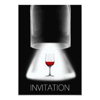 Inbjudan för Vip för vinavsmakningcocktailparty