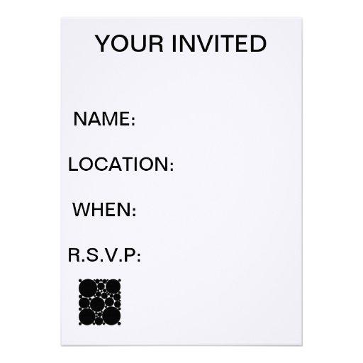 inbjudan
