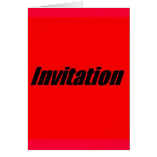 Inbjudan till studenten hälsningskort