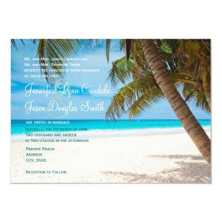 Inbjudningar för bröllop för 11,4 x 15,9 cm inbjudningskort