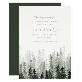 Inbjudningar för grässkogjulfest