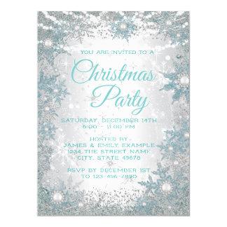 Inbjudningar för party för jul för