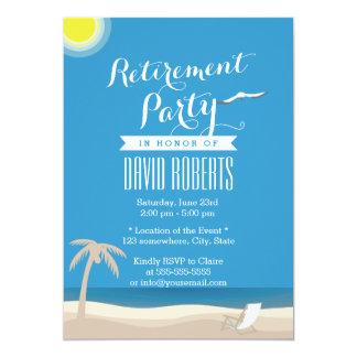 Inbjudningar för party för pension för