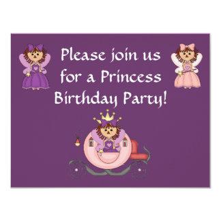 Inbjudningar för personligPrincess Födelsedag