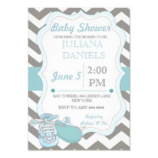 Inbjudningar för pojkeBootie baby shower