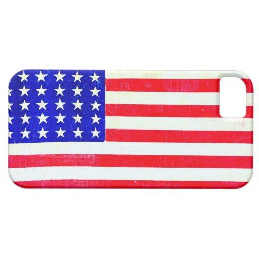 Inbördeskrigamerikanska flaggan 1865 iPhone 5 cover